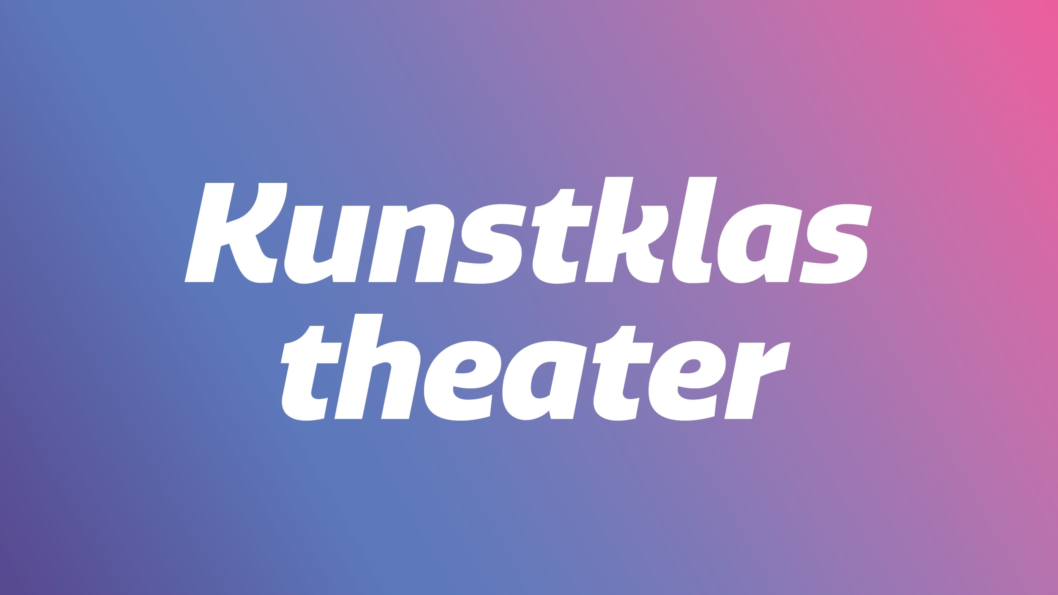 Kunstklas theater